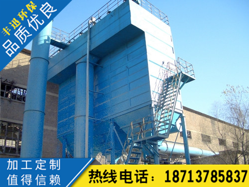 【丰迅环保资讯】中频电炉除尘器的主要特点介绍